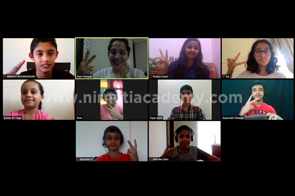Online Public Speaking for Students – India and Dubai - Jul 2020