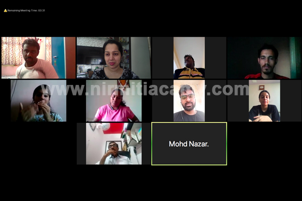 Online Spoken English - Professionals Batch 1- May 2020