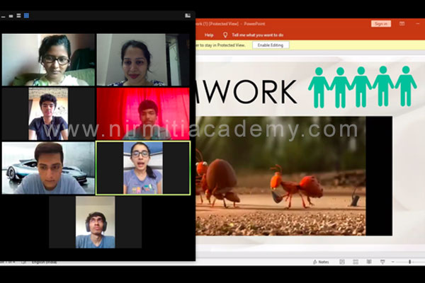 Personality Development and Internship Program – For Students – Classroom and Online methods - Jun'20