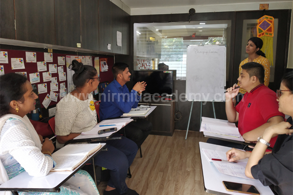 Spoken English Program for Students and Homemakers – Oct 2019 – Jan 2020